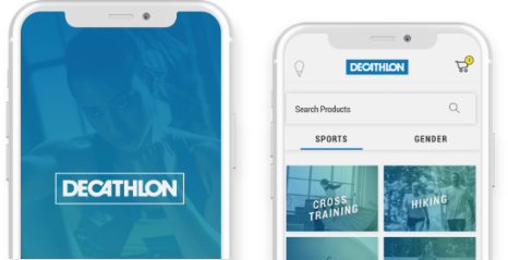 App Decathlon